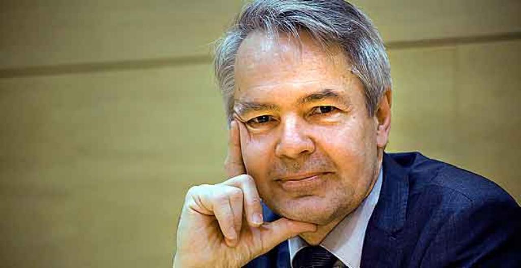Kansanedustaja Pekka Haavisto