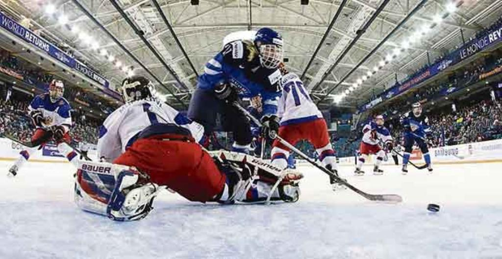 Suomi pelasi Venäjää vastaan naisten MM-pronssista.