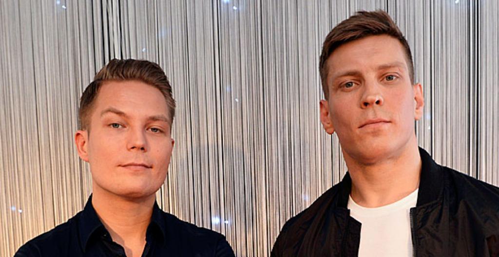 Cheek eli Jare Tiihonen ja Antti Holma