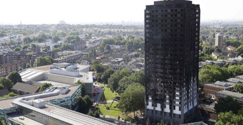 Granfell Tower paloi