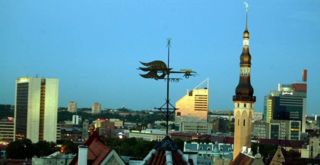 Viron pääkaupunki Tallinna