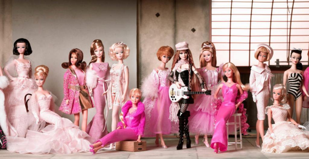 Barbie-nuket