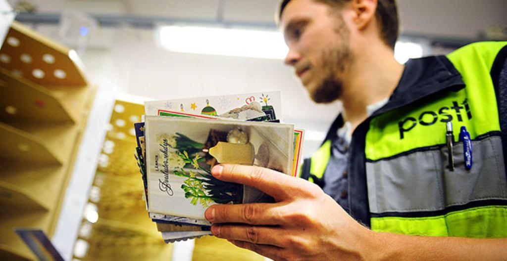 Postinlajittelija