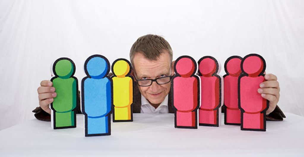 Hans Rosling halusi, että ihmiset tietävät enemmän.
