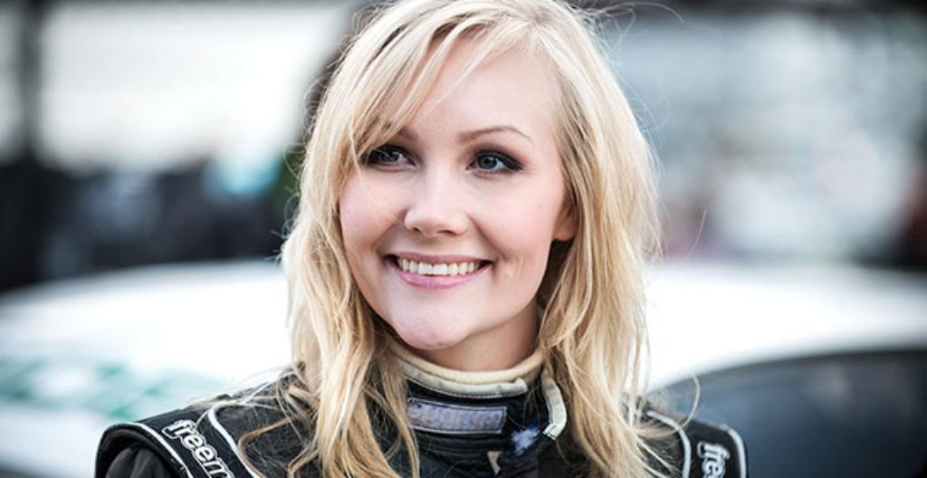Emma Kimiläinen kilpailee uudessa formulasarjassa, W Series.